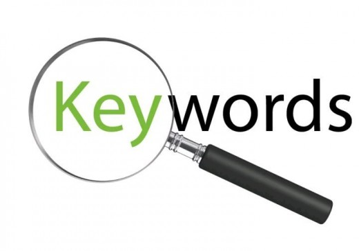 Finding The Right Keywords Is Key To Website Success.