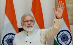 Modi on Path to Making a Permanent Place in Indian History