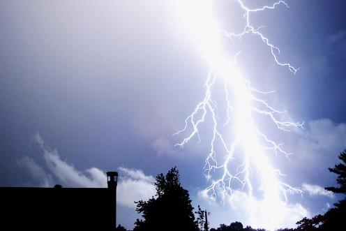 Dramatic Lightning