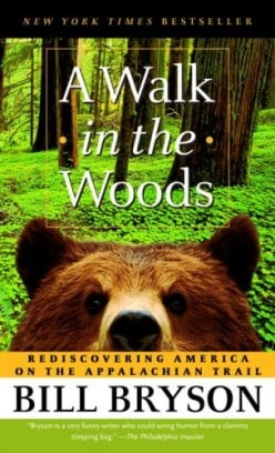 Book Review: A Walk In The Woods by Bill Bryson