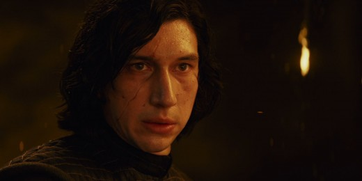"""Kylo Ren: """"Let the past die... kill it if you have to..."""""""