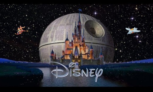 Courtesy of Disney and Lucasfilm.  The purchase of Starwars by Disney studios initially had fans excited for the return of the series.  Now it seems it has potentially set into a motion a feud.