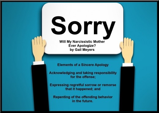 Elements of a Sincere Apology