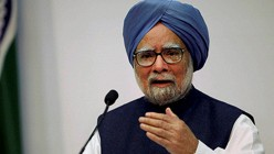 Man Mohan Singh and Poverty in India