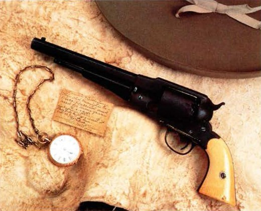 Buffalo Bill gun