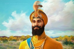 Guru Gobind Singh and his message' If all else Fails its Righteous to draw the Sword'
