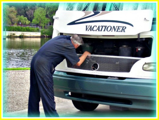 It's important to check RV safety components and replace them as needed.