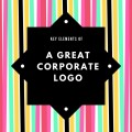 Key Elements of a Great Corporate Logo