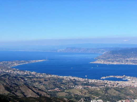 Much of the book deals with the pressing concerns of the defense of the Strait of Messina, a narrow body of water which protected the British naval bases at Sicily.