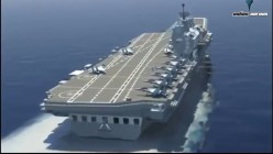 INS Vikrant an Aircraft Carrier that Put India on the Naval Map