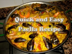 Spanish Paella Recipe: Quick and Easy