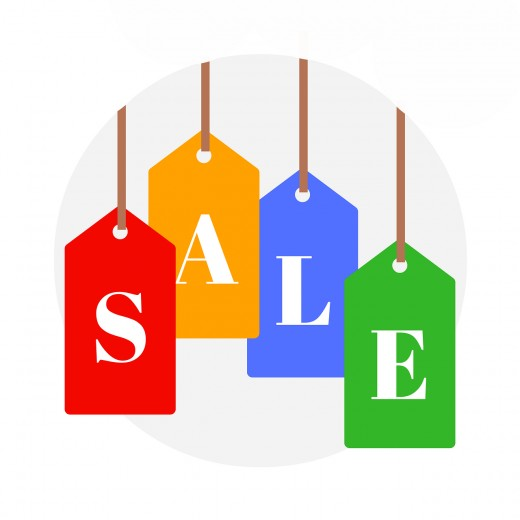 Shop clearance racks or sales of 30% or more for the best deals of baby attire.