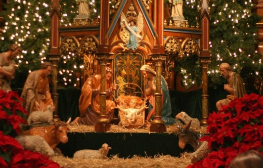 Christmas is a very old traditional religious feast. Some people believe that the feast of Christmas is a modified version of a Roman feast Saturnalia. Another modification happened around the 12th century, St Francesco introduced the Nativity Scene.
