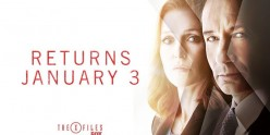 X Files Season 11 Begins January 3, 2018