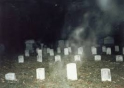 America's Cemeteries - Hauntings and Ghosts
