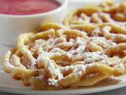 Fun at Home with the Kids: Funnel Cake Night