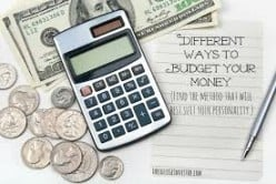 Budgeting Tips for the New Year!