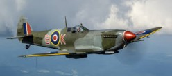 The Supermarine Spitfire of WWII