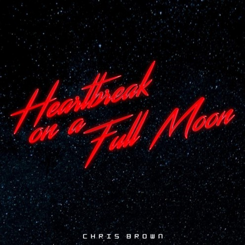 Chris Brown's Heartbreak on a Full Moon - My Response Poem!