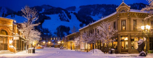 In The Town of Aspen