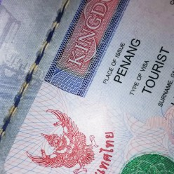 How to Get a Thai Tourist Visa in Penang, Malaysia