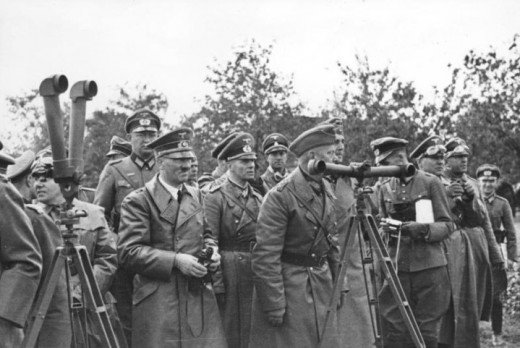 Hitler and his generals 1939