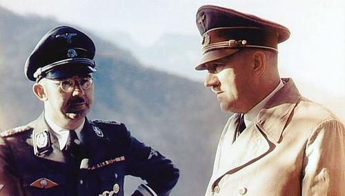 Architects of annihilation Hitler and Himmler