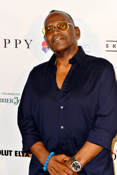 Randy Jackson attends Smile Train Celebrates World Smile Day at Poppy on October 5, 2017 in Los Angeles, California. (Oct. 4, 2017 - Source: Jerod Harris/Getty Images North America)