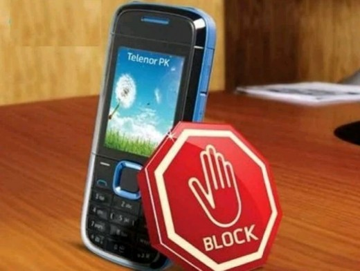 Blocking People On Phone