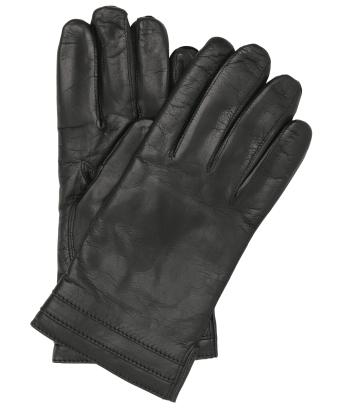 Portalano Leather Gloves