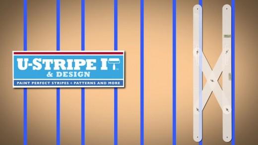 U-Stripe It & Design tool