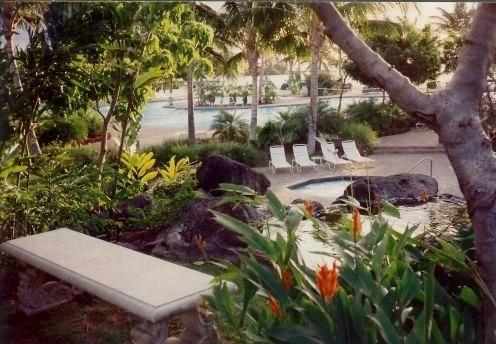 Ritz-Carlton Mauna Lani Hotel in Hawaii