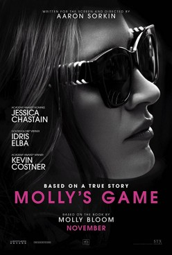 Molly's Game. A Quick Review