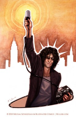 Keeping Us Honest - The Howard Stern Redemption