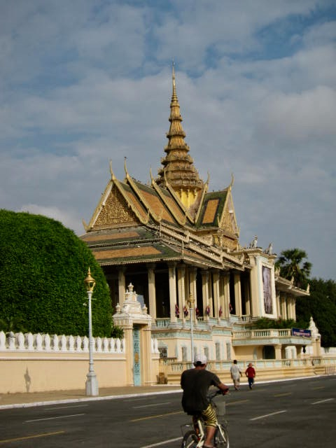 The Royal Palace of Cambodia