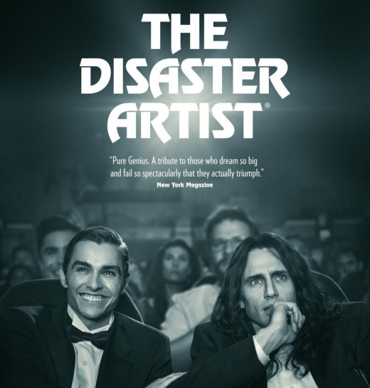 #TheDisasterArtist #JamesFranco #TheRoomMovie