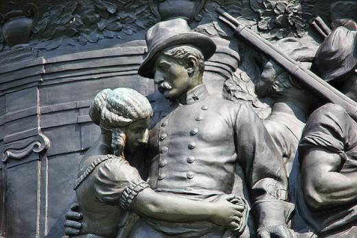 Confederate Monument - Arlington National Cemetery