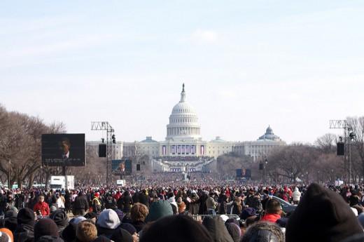 Taken on January 20, 2009.