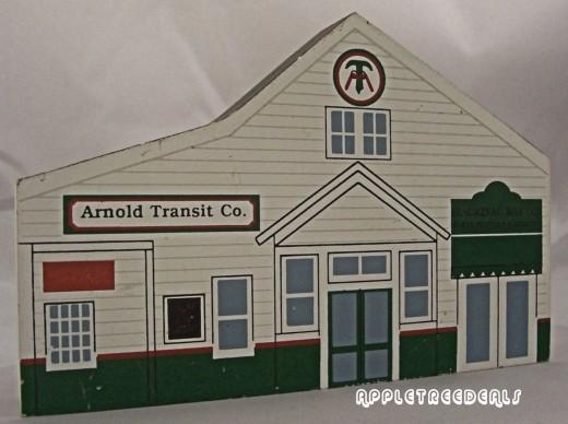 Arnold Transit Co