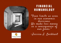 Fear in Financial Humanology