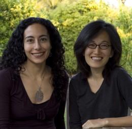 Authors Dena Gunn and Wona Miniati