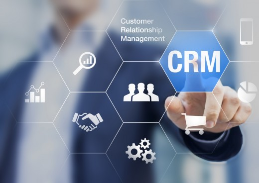 CRM software and automated marketing tools can elevate business sales.