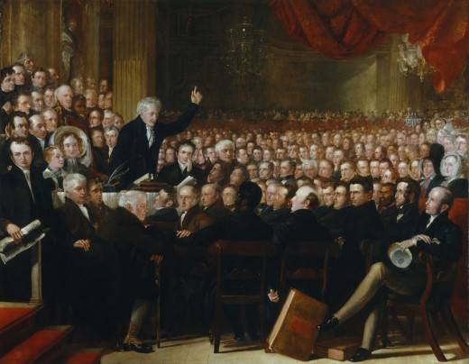 The Anti-Slavery Convention Society, 1840