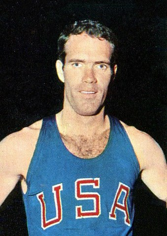 1969-70 BILL TOOMEY USA DECATHLON 1968