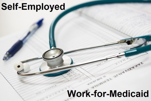 How to Satisfy State Medicaid Work Requirements When Self-Employed