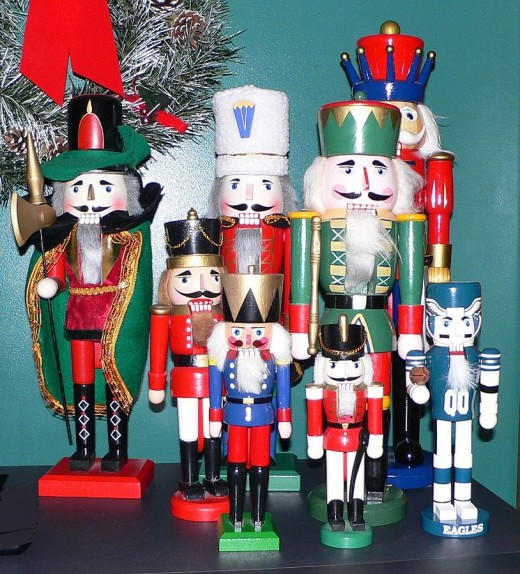 Some Nutcrackers