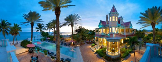 Southernmost House Key West Honeymoons