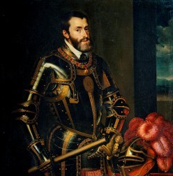 Charles V's Successes and Failures in Maintaining His Empire