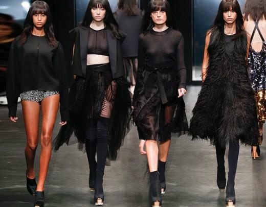 Vera Wang Spring/Summer 2016 Top Fashion Designers