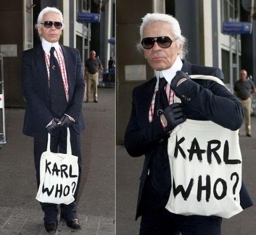 Karl Who? Karl Lagerfeld Top Fashion Designers